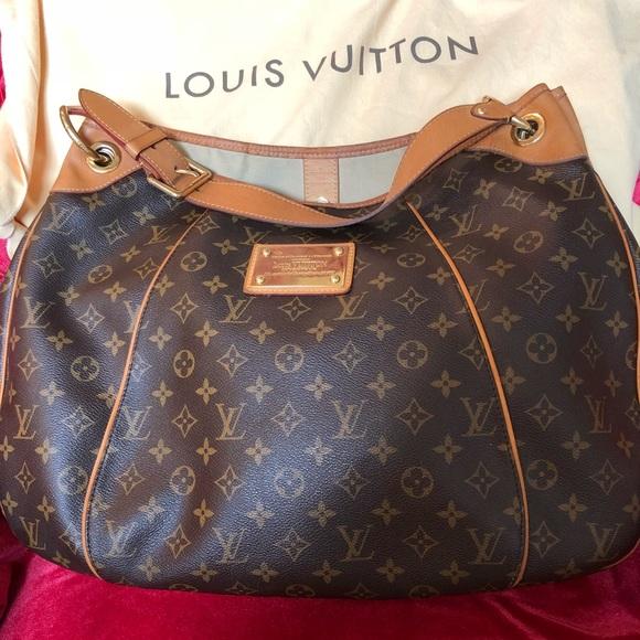 9f22ff3a7fb7 Louis Vuitton Handbags - Discontinued Louis Vuitton Galliera GM Monogram